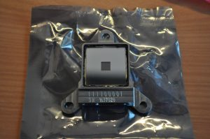 Fine sun sensor - BiSon74-ET-RH Engineering model (ITAR free, extended temperature)