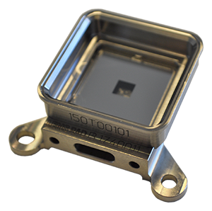 Fine Sun Sensor - BiSon64-ET-B for space applications (MEO, GEO, ITAR free, constellations)