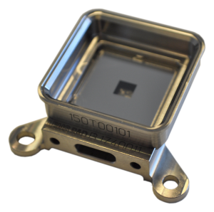 BiSon64-ET-B Sunsensor is especially designed for direct solar panel mounting applications with an extended temperature range and a high reliability.