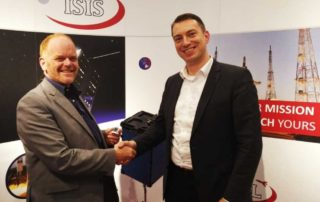 ISISPACE selects Lens R&D to deliver sun sensors for next-generation nanosat platforms